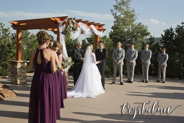 Willow Ridge Manor - Ceremony