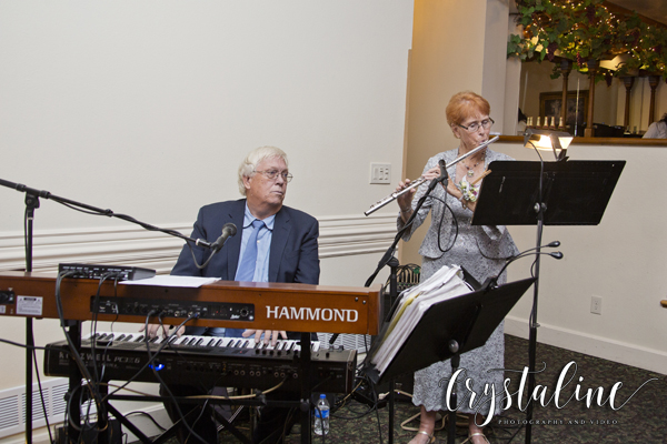 Willow Ridge Manor - Grandparents perform