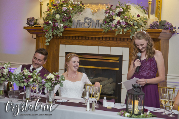 Willow Ridge Manor -  Toasts